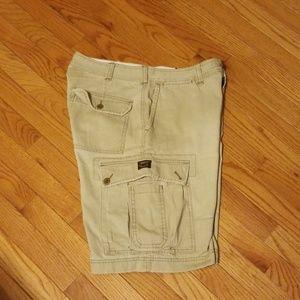 A.E cargo shorts  size 30